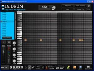 Dr Drum Digital Beat Making Software Keys